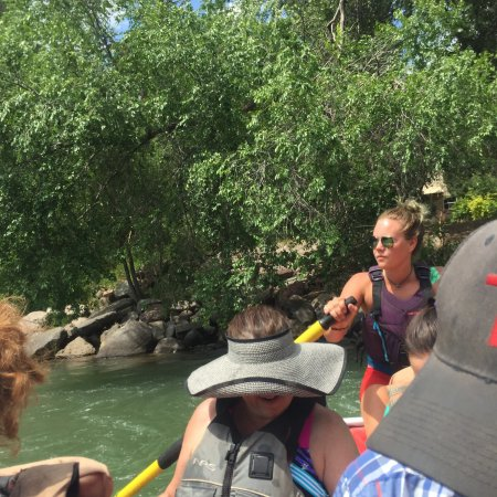 Durango Rafting Company: Our guide was A++