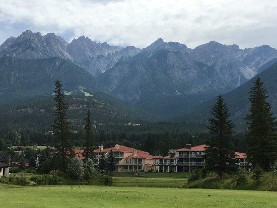 Fairmont Hot Springs, Canadá: Riverside Golf