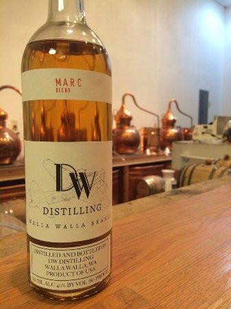 Walla Walla, WA: Yum brandy.