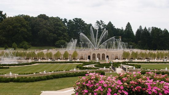 Fountain Show Picture Of Longwood Gardens Kennett Square Tripadvisor