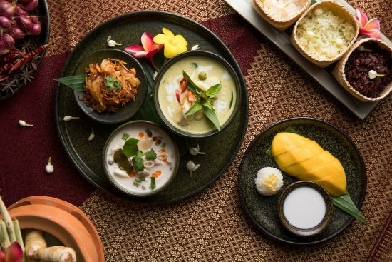 Smooth Curry at The Athenee Hotel: Set Lunch
