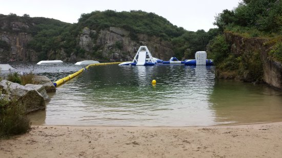 Penryn, UK: Kernow Adventure Park