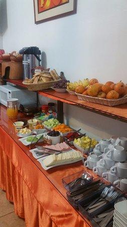 Suites Antonio´s: Breakfast