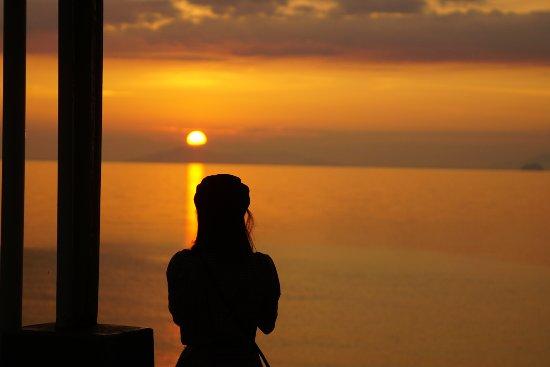 Iyo, اليابان: 夕日が素晴らしい場所です。癒されます!