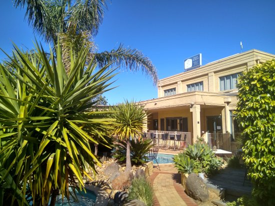 Moama, Avustralya: Outside dining