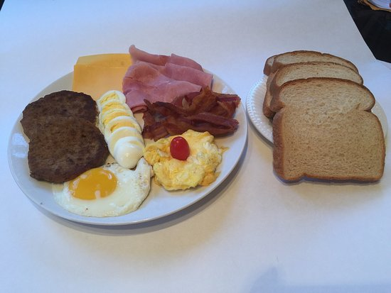 Kaminsky's New York Deli: Royal Breakfast