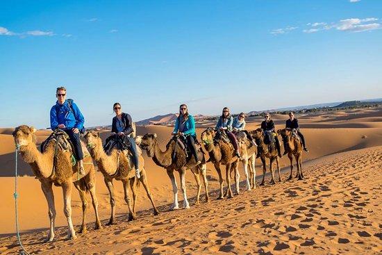 摩洛哥-撒哈拉沙漠之旅