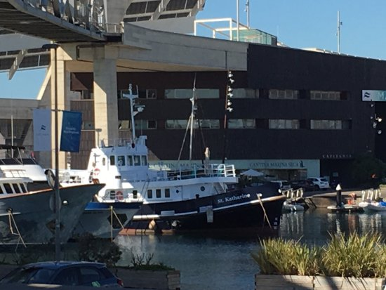 St. Katharine B&B Boat : photo0.jpg