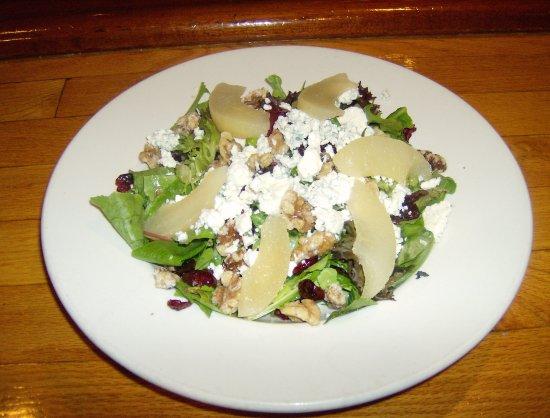 South Dennis, MA: Half a Mid Cape Salad