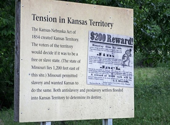 Pleasanton, KS: Tension in Kansas
