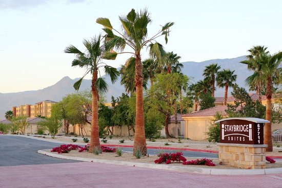 Cathedral City, CA: View from Property