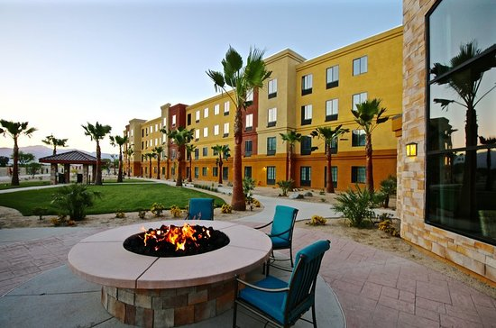 Cathedral City, CA: Guest Patio