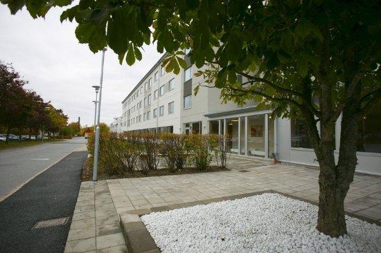 Sollentuna, Sverige: Entrance