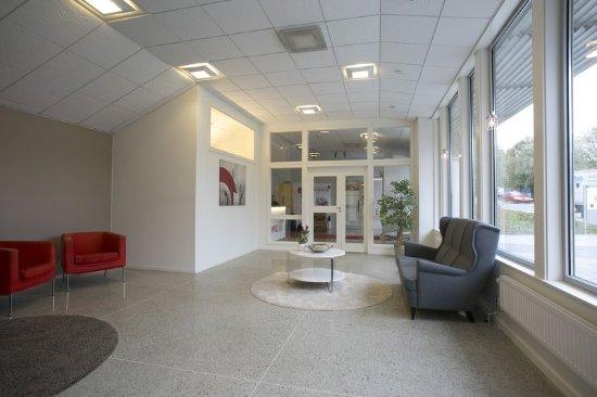Sollentuna, Sverige: Lobby area