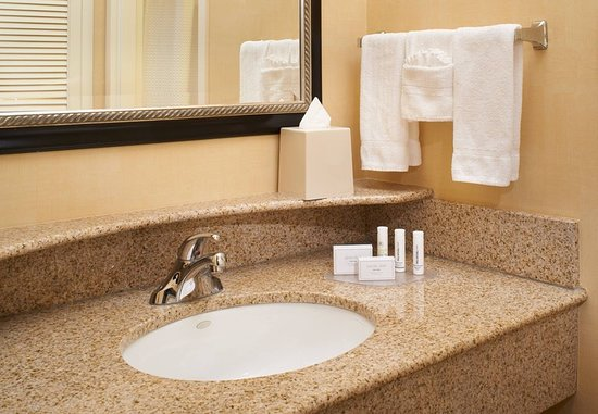 Oakbrook Terrace, IL: Guest Bathroom