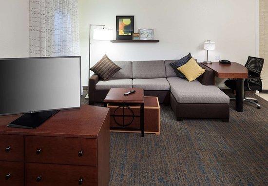 Marlborough, MA: Studio & Executive Studio - Living Area