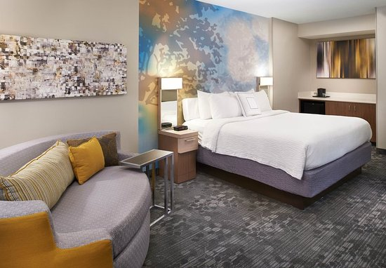 Covington, KY: Executive King Guest Room