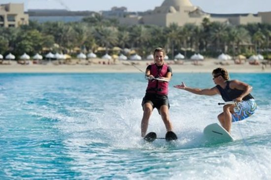 The Palace at One&Only Royal Mirage Dubai: Water Sports