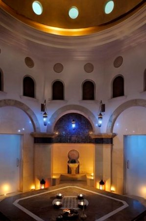 The Palace at One&Only Royal Mirage Dubai: Oriental Hammam Treatment Room