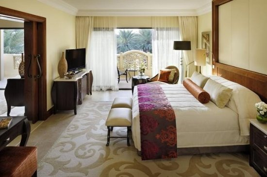 The Palace at One&Only Royal Mirage Dubai: Superior Executive Suite Bedroom