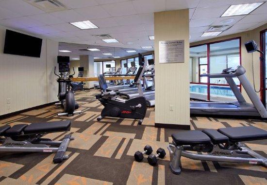 Courtyard Lyndhurst Meadowlands: Fitness Center