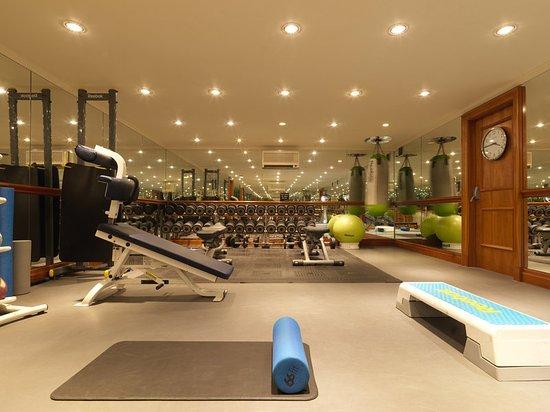 Hayes, UK: Fitness Room