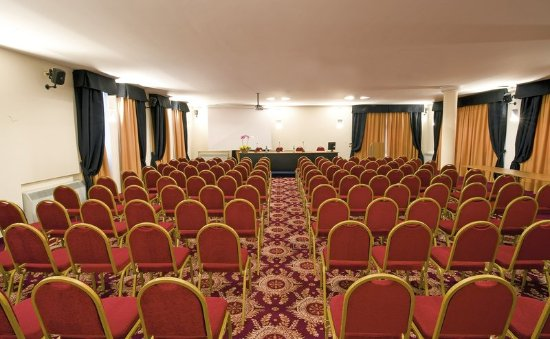 Grand Hotel Trieste & Victoria: Meeting Room Tempio at Grand Hotel Trieste