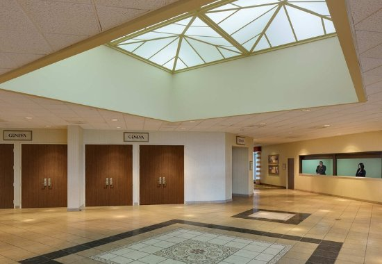 Madison Marriott West: Lobby