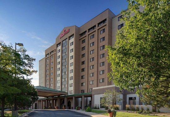 Madison Marriott West: Exterior