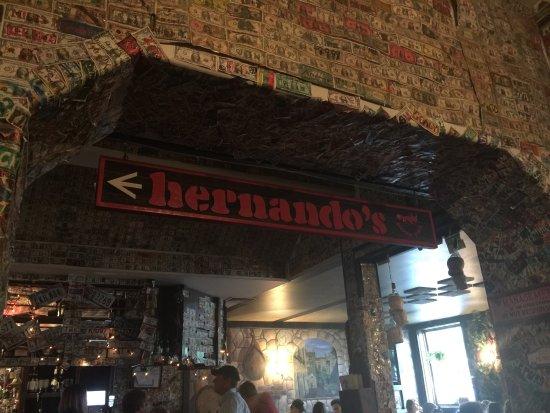 Hernando's Pizza Pub: photo0.jpg