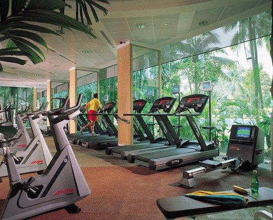 Shangri-La Hotel, Singapore: Health Club