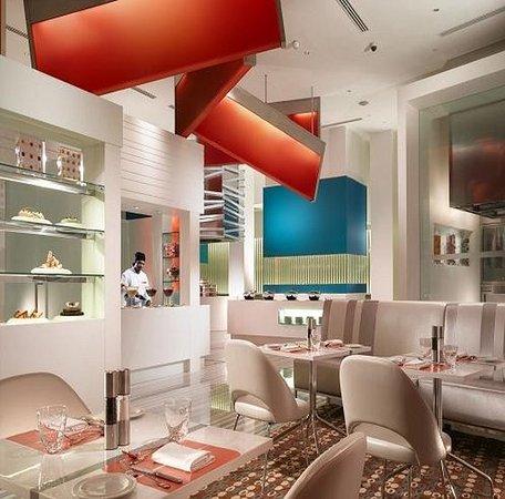 Shangri-La Hotel, Singapore: Restaurant