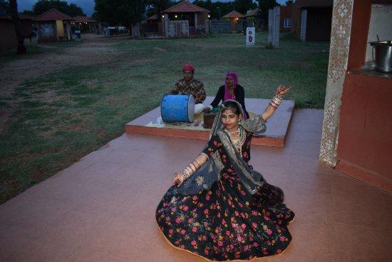 Vijayshree Resort & Heritage Village,Hampi Photo