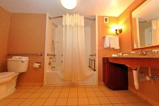 Sandston, VA: Accessible Bath