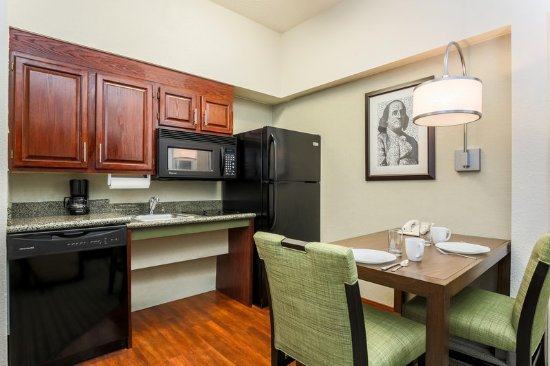 Malvern, Πενσυλβάνια: Suite with full Kitchen