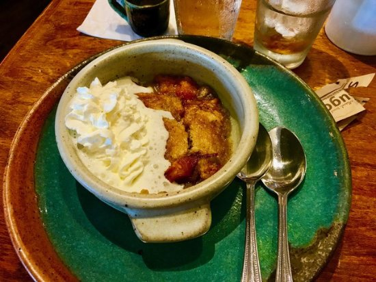 Palisade, CO: Roza Peach Cobbler