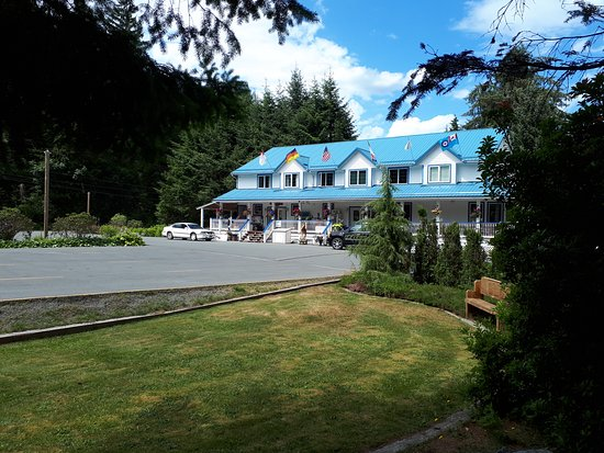 Sayward Valley Resort Fisherboy Park