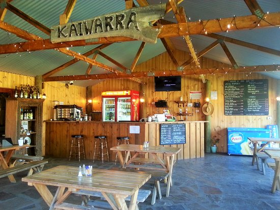 Seddon, Australien: Seal Bay Café