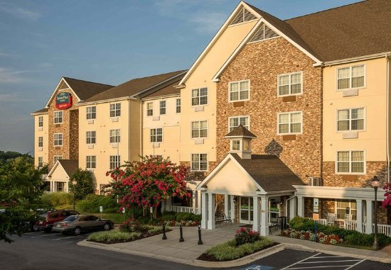 Linthicum Heights, Maryland: Exterior