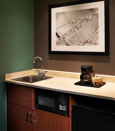 Lincolnshire, IL: Suite Wet Bar