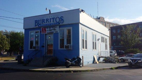 Nashua, NH: Burritos