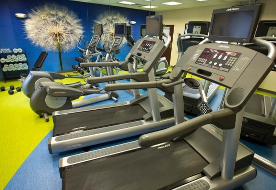 SpringHill Suites by Marriott Fairbanks: Fitness Center