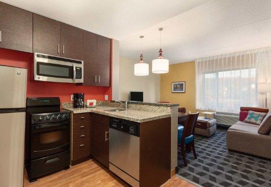 Mechanicsburg, Pensylwania: Suite Kitchen
