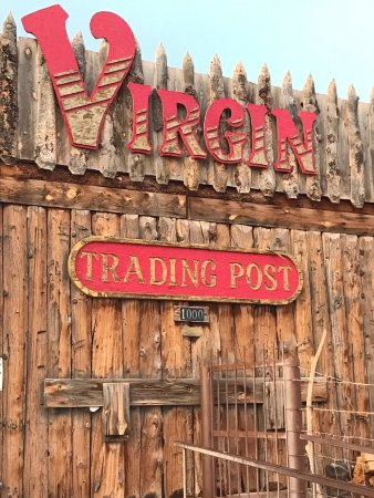 Virgin Trading Post/Fort Zion