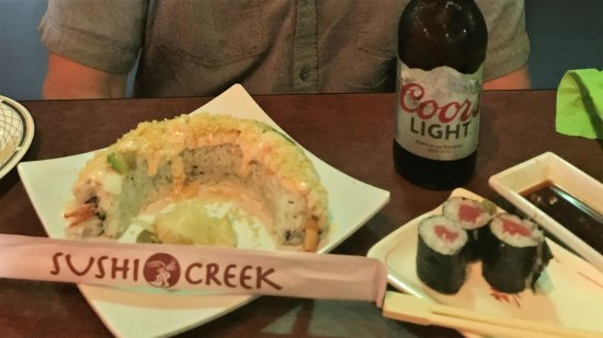Queen Creek, AZ: The Wolverine and Spicy Tuna