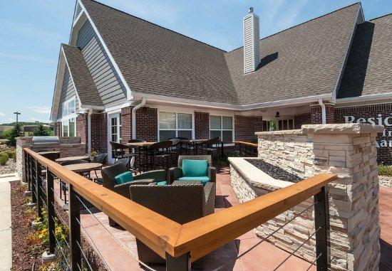 Middleton, Wisconsin: Outdoor Patio