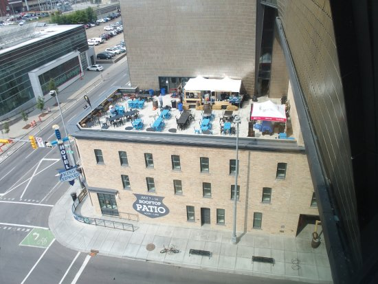 King Eddy Rooftop Patio Good Suds Pricing Unconscionable Food