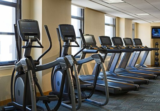 Peoria, IL: Fitness Center