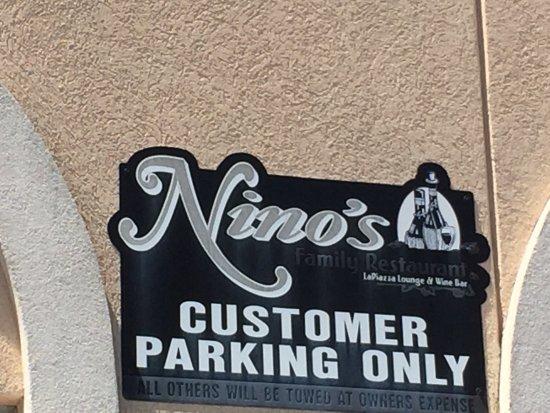 Bay City, MI: Nino's Family Restaurant