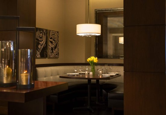 Peoria, IL: Table 19 Restaurant - Private Dining  Area